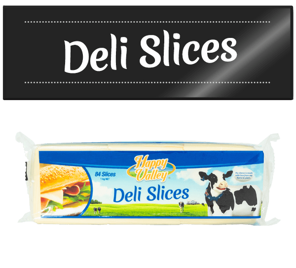 Happy Valley Dairy's Deli Slices