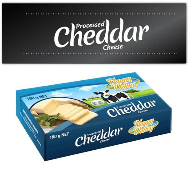 Happy Valley Dairy's Cheddar Cheese